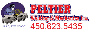 PELTIER Welding & Mechanics Inc.
