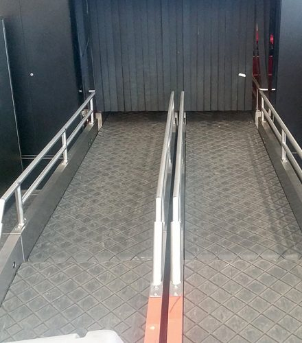 Guards for baggage conveyor