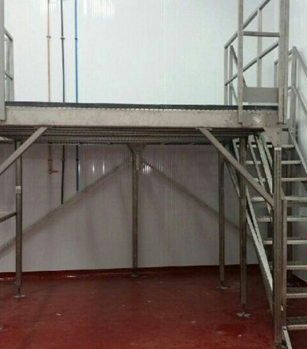 Staircase and walkway 2