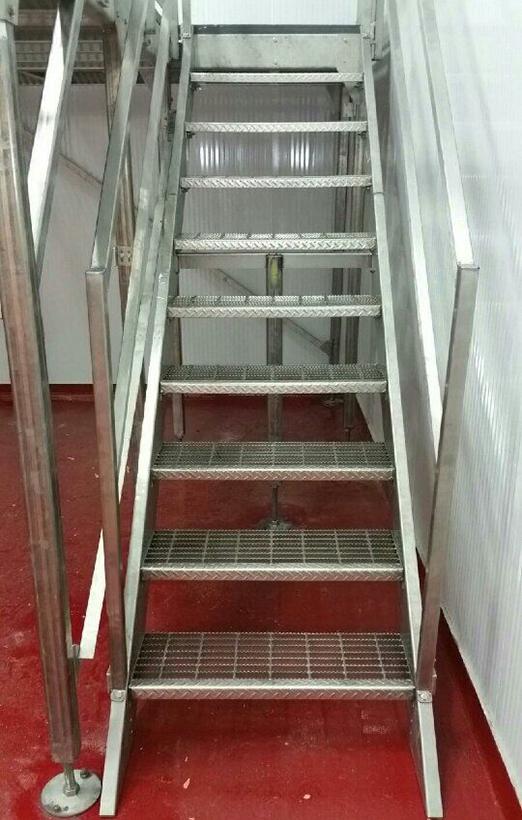 Passerelles et escaliers 1